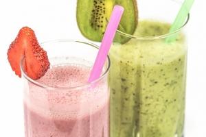 Gesunde Diätprodukte – Smoothies