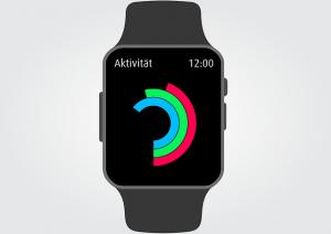 Schritte zählen mit der Apple Watch