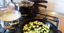 Kochen mit dem Schnellkochtopf