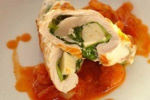 Proteinreiches Kochen für Sportler mit Huhn