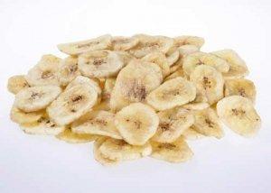 Getrocknete Bananen