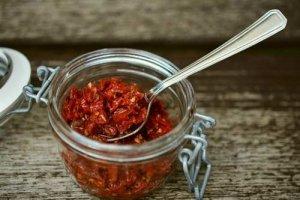 Getrocknete Tomaten verfeinern viele Gerichte