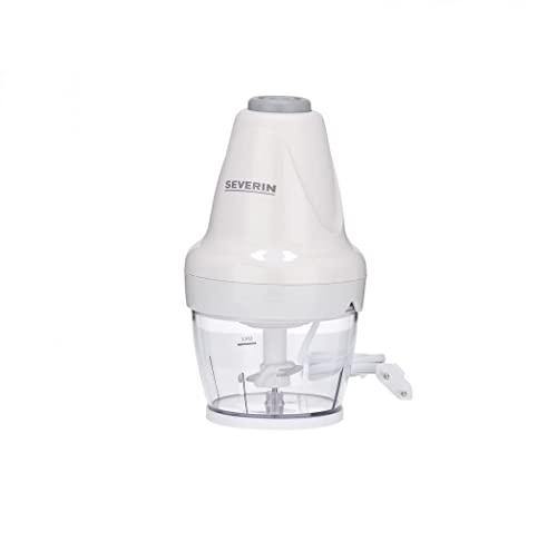 Severin UZ 3861 Universalzerkleinerer, weiß-grau / 650 ml Inhalt