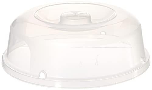 Curver 154760Mikrowellen-Abdeckhaube deckt Teller Polypropylen transparent