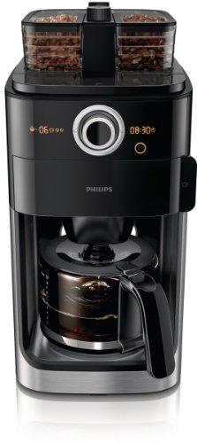 Philips HD7766/00 Grind&Brew Filter-Kaffeemaschine mit Mahlwerk - 3