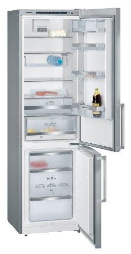 Siemens KG39EAI40 iQ500 Kühl-Gefrier-Kombination / A+++ / 337 l / Edelstahl / Inox-antifingerprint - 3