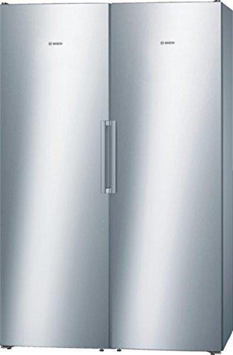 Bosch GSN36VL30 Serie 4 Gefrierschrank / A++ / Gefrieren: 237 L / Inox-look / No Frost / Super-Gefrieren - 5