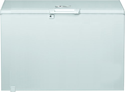 Bauknecht GTE 2805 A3+ Gefriertruhe / 92 cm Höhe / 136 kWh/Jahr / 0 l Kühlteil / 274 l Gefrierteil / Besonders energiesparend / Kindersicherung