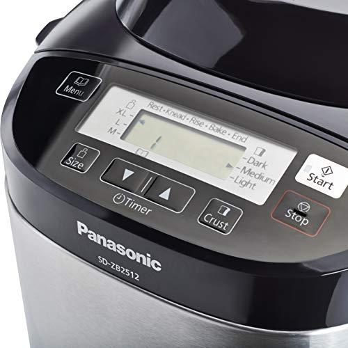 Panasonic Deutschland SD-ZB2512KXE Brotbackautomat - 5