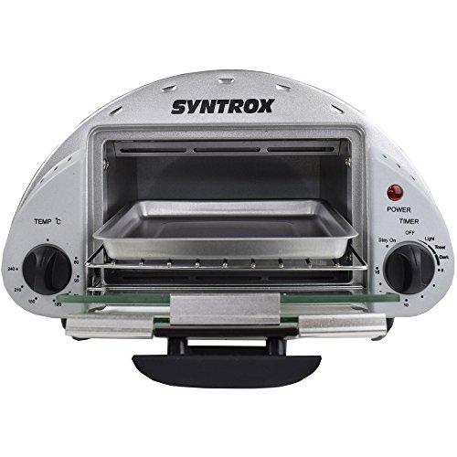 Syntrox Germany Back Chef 5 Liter Mini-Backofen - 4