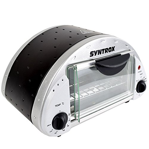 Syntrox Germany Back Chef 5 Liter Mini-Backofen - 5