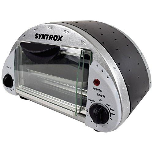 Syntrox Germany Back Chef 5 Liter Mini-Backofen - 6