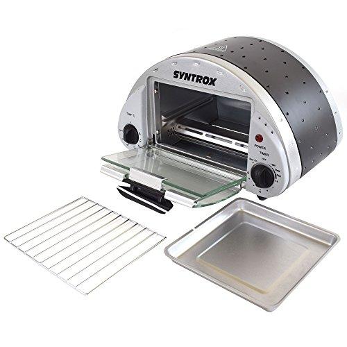 Syntrox Germany Back Chef 5 Liter Mini-Backofen - 9