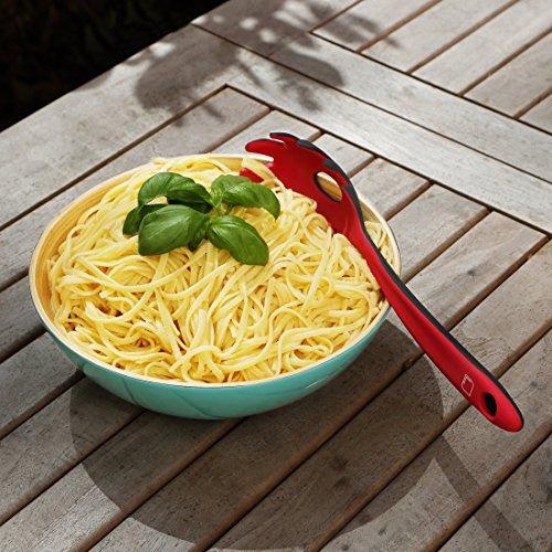 Levivo Silikon Küchenhelfer-Set 5-teiliges Küchenbesteck-Set - 5