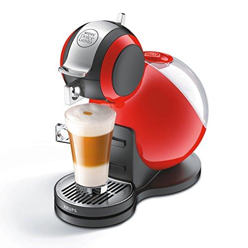 Krups KP 2205 Nescafé Dolce Gusto Melody 3 Kaffeekapselmaschine (manuell) rot