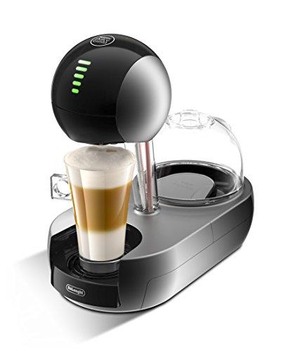 DeLonghi EDG 636.S Nescafé Dolce Gusto Stelia Kaffeekapselmaschine (automatisch) silber