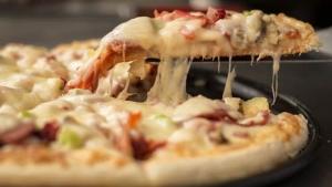 Wer kann da widerstehen: Pizza aus Hefeteig