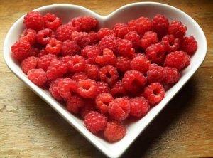 Herzteller - für Romantik aus der Küche