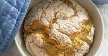 Brot selbstgebacken - frei von Konservierungsmitteln und Zusatzstoffen