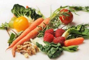 Bei Weight Watchers kommt viel Obst und Gemüse auf den Tisch